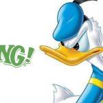 El Pato Donald no toma jugo Boing