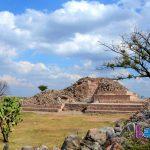 La pirámide de Teocaltitán de Guadalupe en Jalostotitlán Jalisco