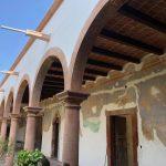 Esta es la historia del ex monasterio de los mercedarios y del ex hospital de Alba y Mazuca