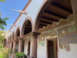 ex hospital de Alba y Mazuca